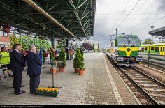 High quality photograph of Győr-Sopron-Ebenfurth Railway (GYSEV.Zrt) 471 # 471 500 at Sopron, Hungary. Gyr, Hungary, Street View, Train, Collection, Strollers