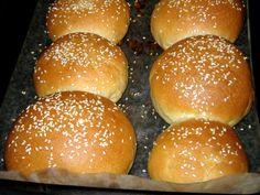 Булочки для гамбургеров (как в Макдоналдсе) - запись пользователя Натали (zelenoglazaia) в сообществе Кулинарное сообщество в категории Пироги, пирожки, булочки - Babyblog.ru