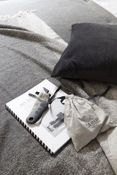 Vifa Stockholm in our bedroom - via Coco Lapine Design blog