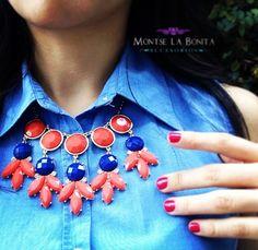 Viste este collar que tenemos disponible en dif combinaciones?