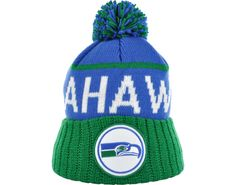 473387e8e9a MITCHELL  amp  NESS SEATTLE SEAHAWKS HIGH 5 BEANIE Seahawks Memes