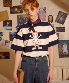 Nerd Fashion, Modern Fashion, Redhead Men, Les Aliens, Portrait Inspiration, Beautiful Boys, Caricature, My Outfit, Red Hair