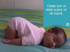 Cosas que un bebé quiere oír de mamá | Blog de BabyCenter por @Norma Johnson Johnson Mora