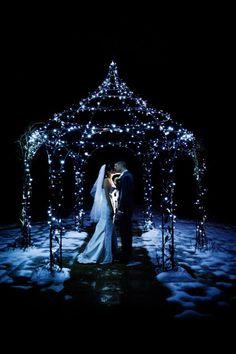 Winter Wedding Photography.