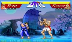 The Best Old Games online for PC - Classic Street Fighter 2 Flash Game
