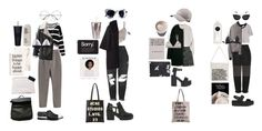 """""""Untitled #842"""" by jayda-xx ❤ liked on Polyvore featuring Topshop, Shoe Cult, Casetify, Boohoo, Marc by Marc Jacobs, MANGO, Acne Studios, American Apparel, Boutique and Eccolo"""