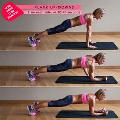 7 Exercises to Lose Your Love Handles