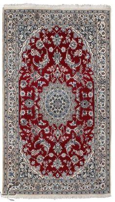 ₪ Persian Rugs - Nain carpet