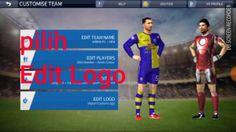 Cara Mudah Mengganti Logo Tim di Dream League Soccer
