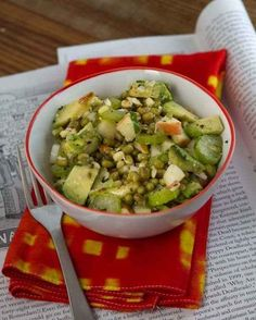 One Bowl Mung Bean Meal   22 Easy One-Pot Meals With No Meat