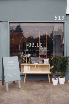 ANTIQUE STORES / FLEA MARKETS -OBJECT lesson: crisply-curated design store schools Manchester's cool kids on little-known brands. OBJECT lesson: crisply-curated design store schools Manchester's cool kids on little-known brands. Design Shop, Coffee Shop Design, Cafe Design, Store Front Design, Shop Board Design, Design Design, Boutique Interior, Boutique Deco, Shop Facade