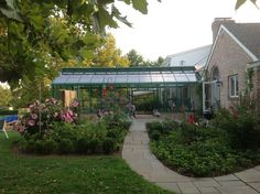 New Jersey greenhouse built by Greenhouses, Etc. Greenhouses, New Jersey, Building, Green Houses, Glass House, Buildings, Conservatory, Construction