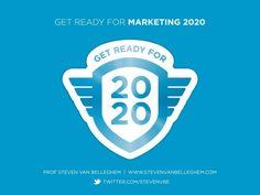 De klant centraal in 2020 & Persoonlijke Groei & Nieuwe Organisatie & Nieuwe mogelijkheden  Strerke en inspirerende presentatie van Steven Van Belleghem