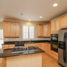 $559,900 Sweethomeva.com. House For Sale Bristow, VA (Victory Lakes)   Chef's Kitchen With Granite  Stainless Steel