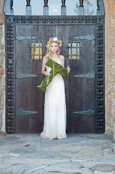Fairy Tale Tangled Wedding Shoot