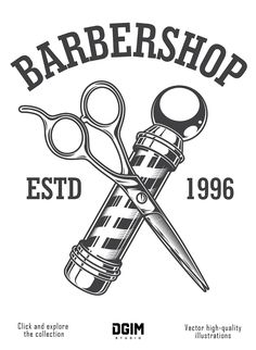 This Barbershop BUNDLE will be awesome for your barber shop interior design, t-shirt prints, signboards, business cards, posters and any more. Barber Shop Interior, Barber Shop Decor, Shop Interior Design, Badge Design, Logo Design, Barber Shop Pole, Barber Logo, Barbershop Design, Design Home App
