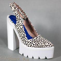 Jeffrey Campbell CELEBRITY модные туфли женские купить в магазине CabLOOK.ru