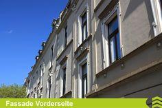 Vorderfassade Haus Wißmannstraße