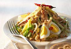 Salade javanaise, Voir la recette de laSalade javanaise >>