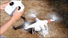 驚異的な安定性と直感的な操作性を実現したクアッドコプター「Phantom 2」初フライトレビュー