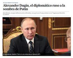 Alexander Dugin, el diplomático ruso a la sombra de Putin / @LaVanguardia | #socialgeo #thedarkside