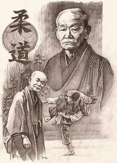 imagem de judo JUGARO KANO - Pesquisa Google