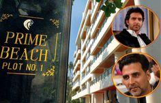 #Bollywood stars Hrithik Roshan aur Akshay Kumar Ab Rahenge Ek Hi Building Mai  Read Here:- http://nyoozflix.in/bollywood-gossip/hrithik-akshay-ek-building-mai/