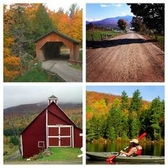 Fall in Vermont. Worth waiting for. #foliage