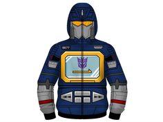 Sound I Am Costume Fleece Hoodie - Medium - Transformers T-Shirts T-Shirts