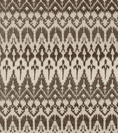 Ila Chocolate Fabric  Annie-Selke