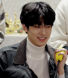 With Tenor, maker of GIF Keyboard, add popular Wonwoo animated GIFs to your conversations. Share the best GIFs now >>> Woozi, Jeonghan, The8, Mingyu Seventeen, Seventeen Debut, Vernon Chwe, Smile Gif, Nuno, Seventeen Wallpapers