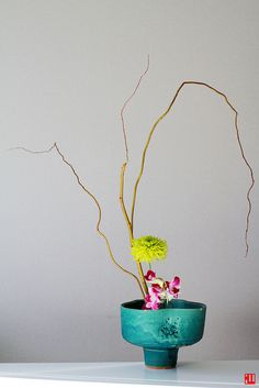 Ikebana '10/11 W1 | Flickr - Photo Sharing!