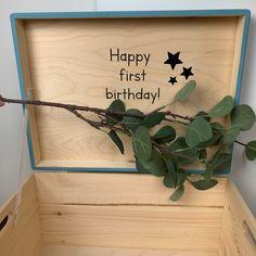 Auch zum Geburtstag Happy First Birthday, First Birthdays, Memories, Birthday, One Year Birthday