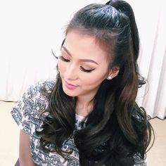 6 Celebs Who Nailed the Ariana Grande Beauty Look- Alex Gonzaga