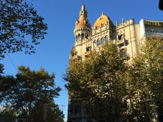 The Rambles Barcelona, Mansions, House Styles, Manor Houses, Villas, Barcelona Spain, Mansion, Palaces, Mansion Houses