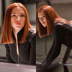 scarlett x reader Black Widow Scarlett, Black Widow Natasha, Hair Color Auburn, Red Hair Color, Marvel Women, Marvel Girls, Ginger Hair Color, Red Hair Woman, Black Widow Marvel
