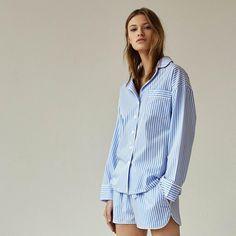 French Stripes Pajama