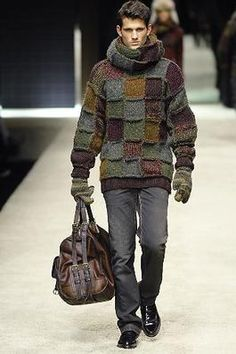 D&G Fall 2008 Menswear Fashion Show: Complete Collection - Style.com
