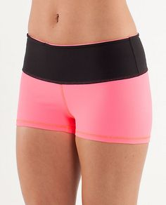 lululemon makes technical athletic clothes for yoga, running, working out, and most other sweaty pursuits. Workout Wear, Workout Shorts, Workout Outfits, Lulu Lemon, Spandex Shorts, Sport Shorts, Dance Gear, Volleyball Outfits, Lululemon Shorts