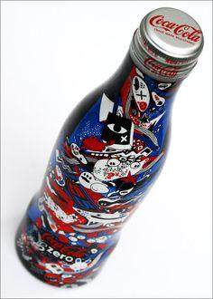 #bottle #coca-cola