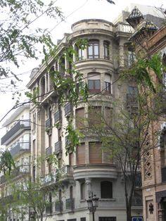 Edificio de Juan Talavera y Heredia.