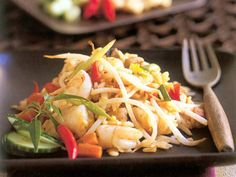 Indonesian fried rice offers a little pick-me-up