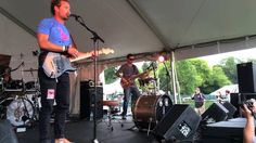 """Sunday Morning Happiness: Listening to Jesse Roper with """"Fool in Love"""" live from the Burnaby Blues and Roots Festival!  #blues #Burnaby #BurnabyBlues"""