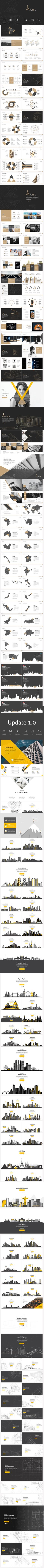 Archie - Animated Presentation Template - Business PowerPoint Templates