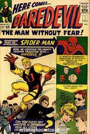Daredevil Yellow anda SpiderMan