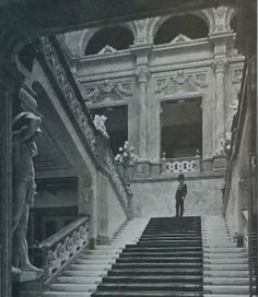 The Grand Staircase, Budavar Castle, Hungary Buda Castle, Royal Residence, Grand Staircase, Royal Palace, Central Europe, Historical Architecture, Budapest Hungary, Louvre, World