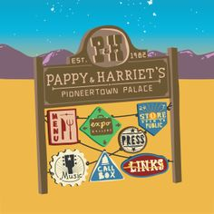 Pappy + Harriet's