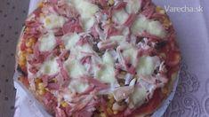Cuketová pizza (fotorecept)