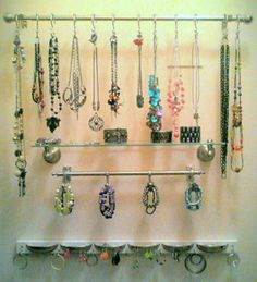 Art Studio On Pinterest Jewelry Displays Necklace Display And Craft Show Displays