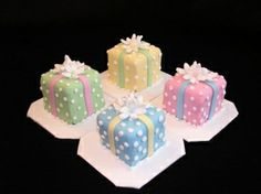 Mini Cakes by sweet.dreams